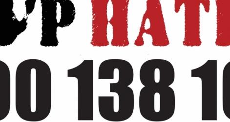 Stop hate UK 0800 138 1625